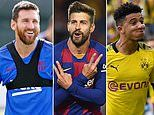 Who makes the cut in our Borussia Dortmund vs Barcelona combined Champions League XI?