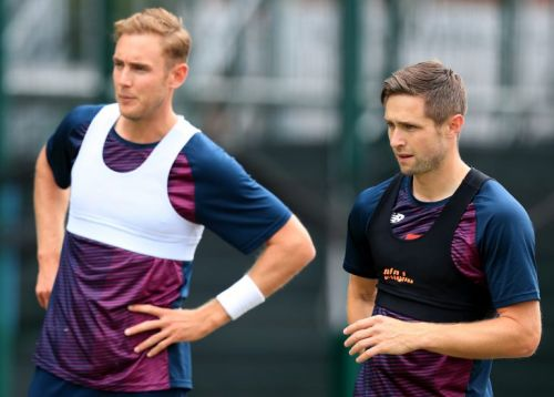 Stuart Broad set to return for England as James Anderson and Mark Wood rested