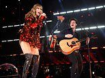 Taylor Swift claims Scott Borchetta and Scooter Braun illegally stopped her from re-recording music