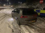 Police seize fast food fan's car following 90mph chase