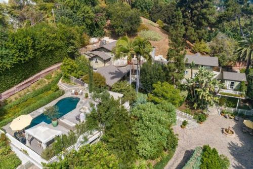 Inside Craig Ferguson's luxury Hollywood mansion as Scots comedian slashes price