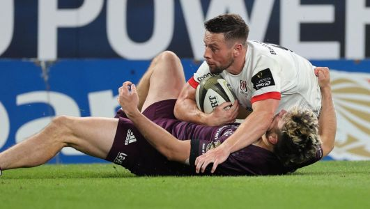 McFarland offers up no excuses for error-strewn Ulster performance