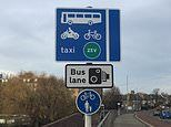 Cambridge trial allowing electric cars to use a bus lane criticised by campaign groups