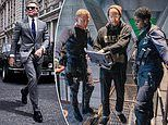 Not Time To Die: DANIEL CRAIGand the cast of no time to die on his final 007 outing