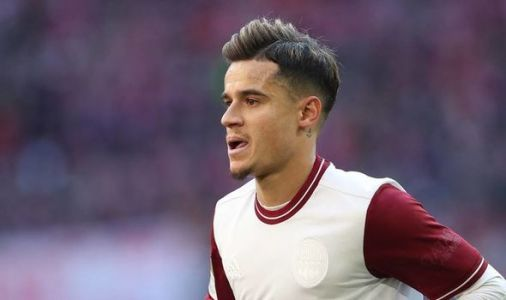 Chelsea hold secret talks with Barcelona ace Philippe Coutinho over summer transfer