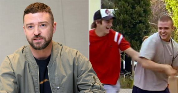 Justin Timberlake opens up to Dax Shepard about being high during Punk'd episode: 'I was so stoned'