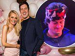 Tess Daly admits she 'welled up' when husband Vernon Kay broke down in tears on I'm A Celebrity