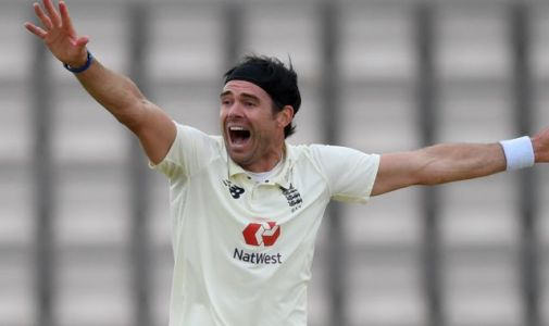 James Anderson: England 'up against it' to win first Test against West Indies