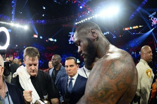 Deontay Wilder breaks silence after Tyson Fury defeat to confirm trilogy fight