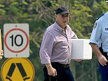 Eddie Obeid walks free from prison three years after disgraced NSW Labor MP jailed