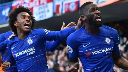 Antonio Rudiger explains how the Chelsea dressing room will feel about Willian leaving