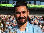 Ilkay Gundogan 'keen to re-open talks with Manchester City over a new contract'