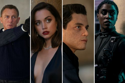 James Bond No Time to Die full cast - new and returning characters list