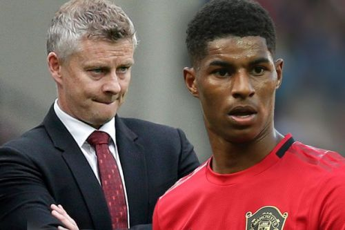 Thierry Henry's Marcus Rashford advice points to Solskjaer's Liverpool solution