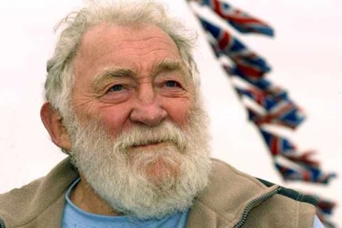 Naturalist and presenter David Bellamy OBE dies aged 86