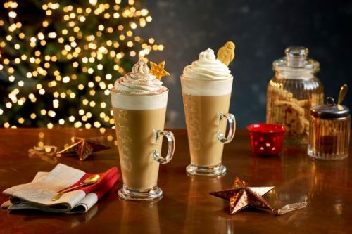Costa Coffee unveils Christmas menu with new drinks and sweet treats