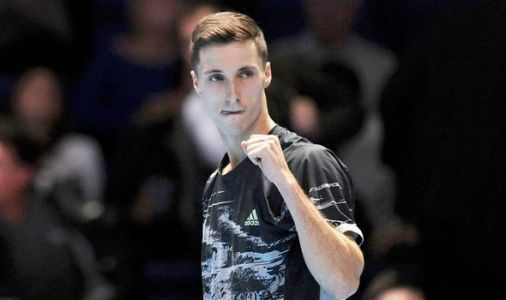 Joe Salisbury's London dream is over as Lucasz Kubot and Marcelo Melo prove too strong