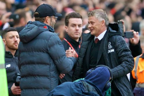 Manchester United took 'strides forward' in Liverpool defeat, says Ole Gunnar Solskjaer