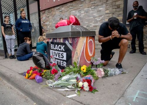 George Floyd Death: Four Minneapolis Police Officers Fired