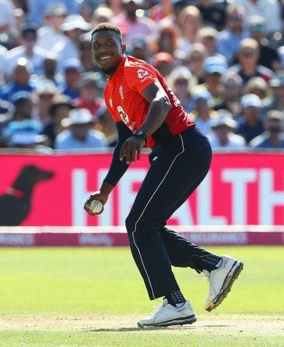 Chris Jordan has no regrets about staying on for PSL amid coronavirus pandemic