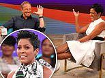 Tamron Hall 'admitted to facilitating selling COCAINE with her boyfriend in college'