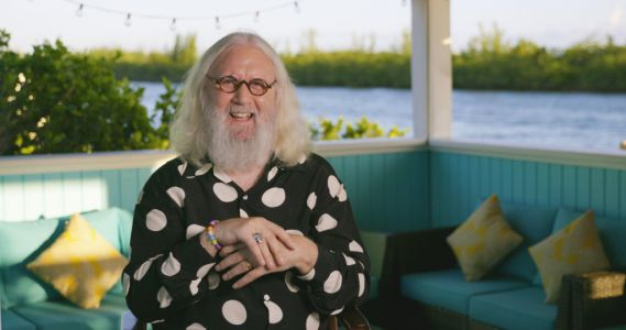 Sir Billy Connolly, 78, receives coronavirus vaccine