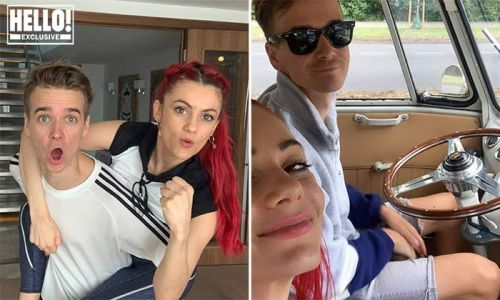 Inside Dianne Buswell's camera roll: exclusive photos with boyfriend Joe Sugg plus a Strictly update