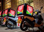Chief executive of Just Eat leaves the company following a backlash from investors