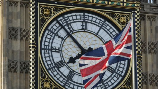 Instant Opinion: 'National morale low in plucky Britain'