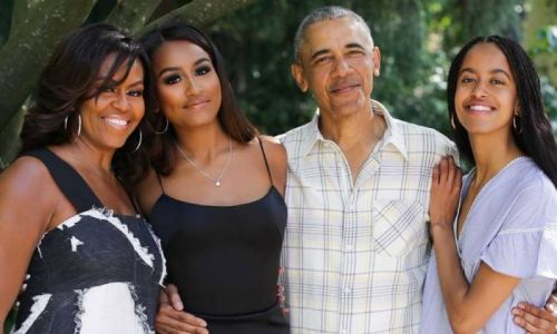 Malia and Sasha Obama make rare appearance on Instagram on Inauguration Day