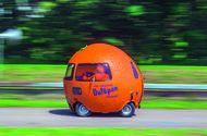 Strange fruit: driving the Mini-based Outspan Orange