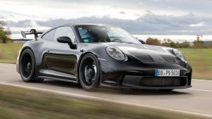 New Porsche 911 GT3 ride review