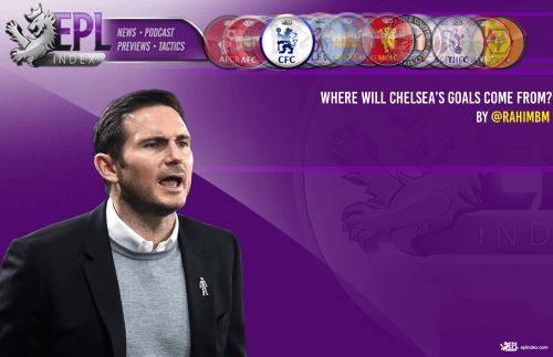 Where Will Chelsea's Goals Come From?