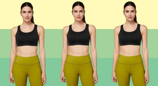 The 10 Best Sports Bras For All Shapes And Sizes