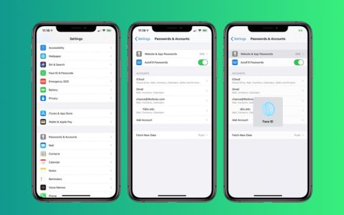 How Apple might make iCloud Keychain more like 1Password with iOS 14