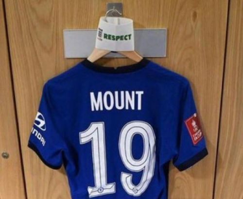 Mason Mount matches John Terry record as he captains Chelsea at just 22
