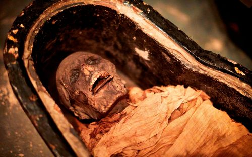 Sound of a mummy: listen as Ancient Egyptian priest 'speaks' for first time in 3,000 years