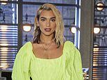 'You have to be made out of steel' Dua Lipa says social media scrutiny leaves her feeling 'unworthy'