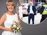 Coronation Street SPOILER: Sally and Tim Metcalfe's wedding interrupted by the POLICE