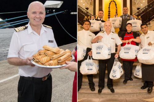 Cruise ship captain orders Greggs for 700 passengers on food-themed cruise