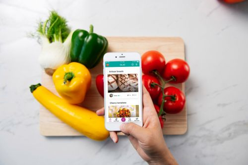 'Why I set up a food sharing app to help reduce waste'