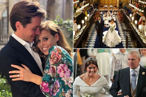 Princess Beatrice rejects carriage ride and castle bash for 'low-key' wedding