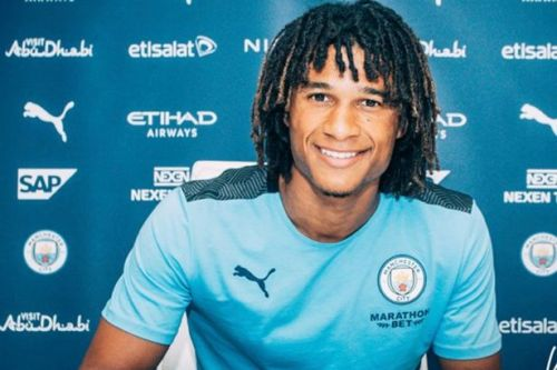 Nathan Ake completes Man City transfer in £40m move from Bournemouth