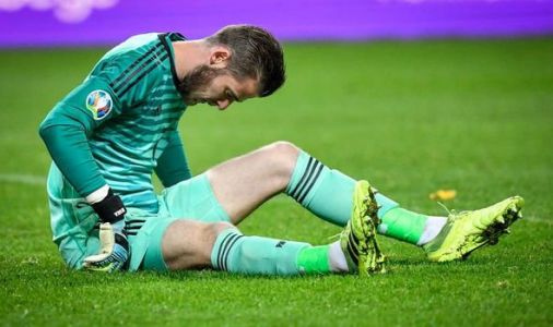 Man Utd suffer David De Gea injury blow just days before Liverpool Premier League clash