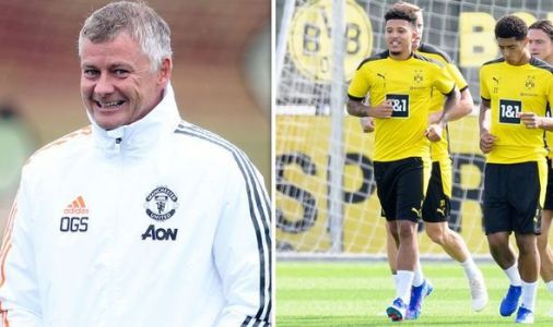 Man Utd finally agree to pay Jadon Sancho fee with deal for Borussia Dortmund star close