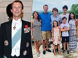 Prince Joachim of Denmark will have no lasting physical injuries after suffering blood clot in brain