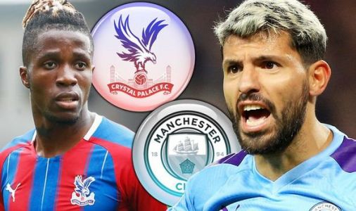 Crystal Palace vs Man City LIVE: Line ups confirmed, Premier League team news and updates