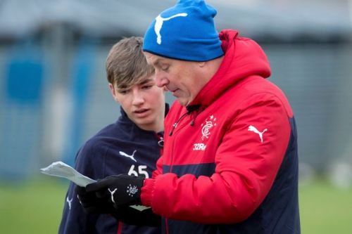 Mark Warburton reveals his Rangers health and safety fears for Billy Gilmour as he admits to Celtic sleepless nights
