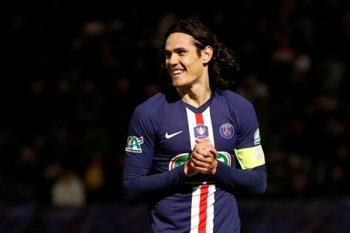 Chelsea 'table bid' for loan transfer of PSG striker Edinson Cavani worth more than £12m