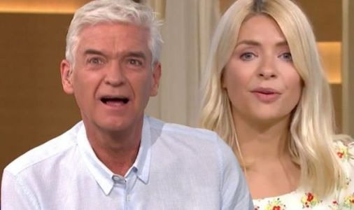 Phillip Schofield's replacement announced as he takes break from This Morning with Holly